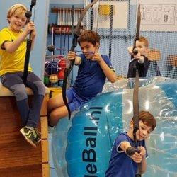 Kinderfeestje Bubbleball evenement