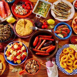 Groepsuitje met afsluitend eten