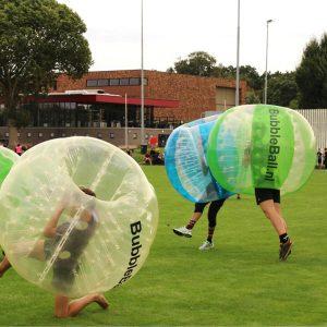 Bubbelbal op je sportdag