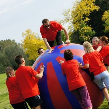 Zeskamp Balans bal Sportproductions