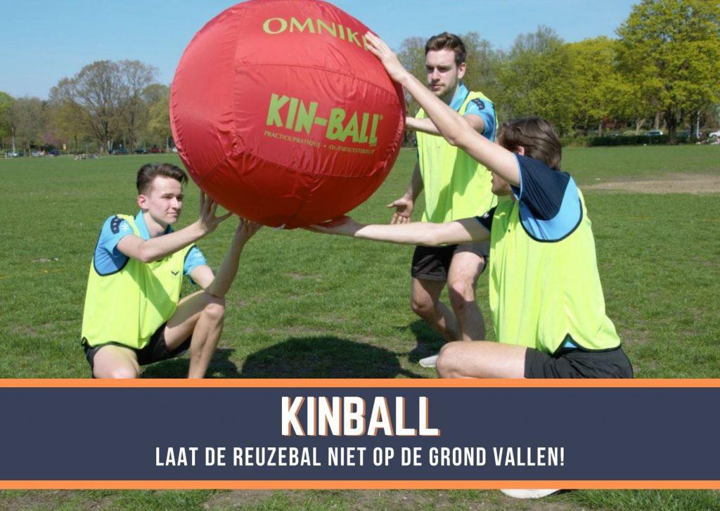 Kinball huren op locatie