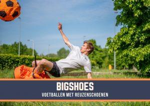 Big Shoes Voetbal Huren