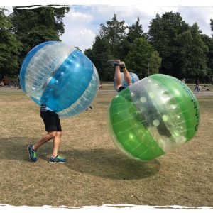 Bubbleball Huren