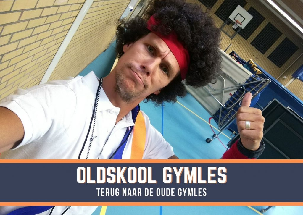 Oldskool Gymles op Locatie