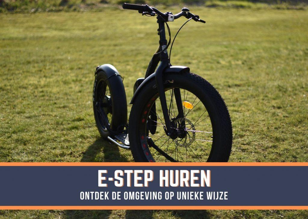 E-Step Huren op locatie
