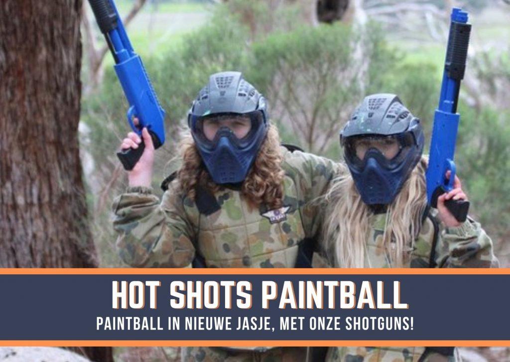Hot Shots Paintball