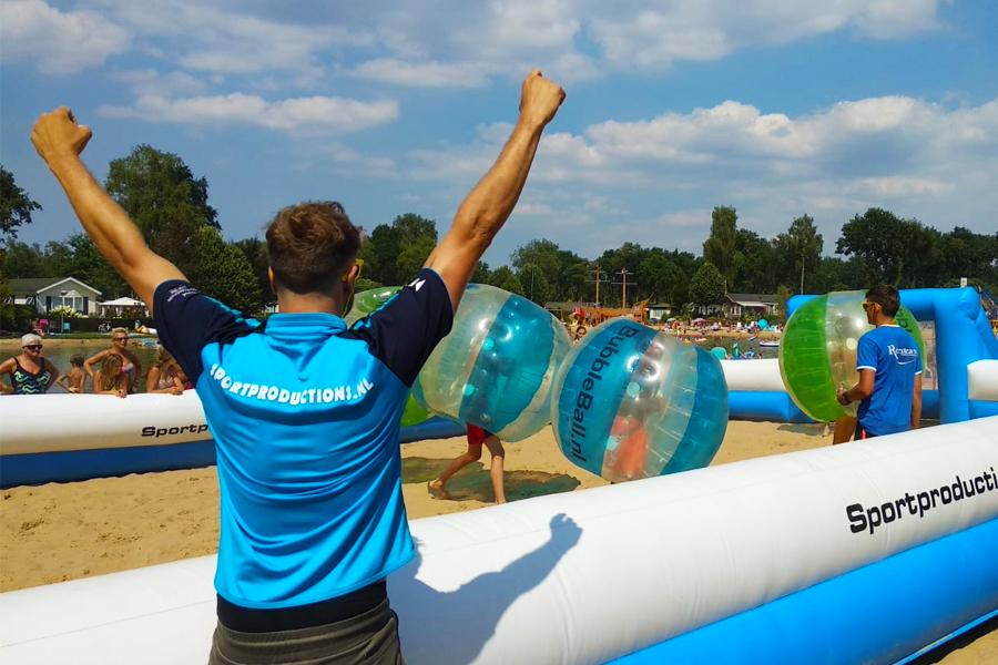 Bubbleball Huren Sportproductions