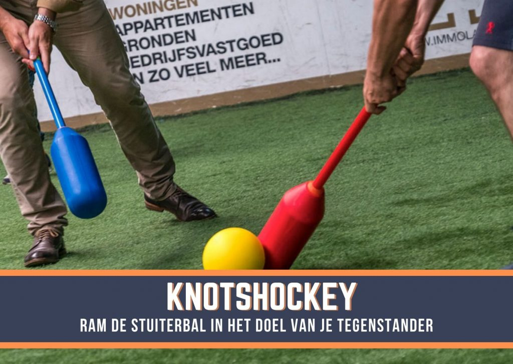 Knotshockey Teamgames