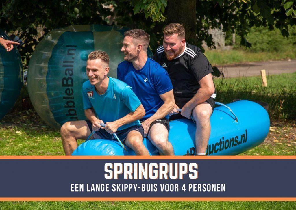 Springrups Teamgames