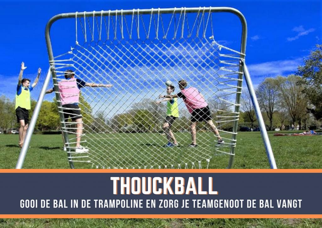 Tchoukball Huren Sportproductions