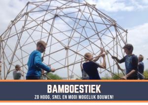Bamboestiek Huren Teamgames